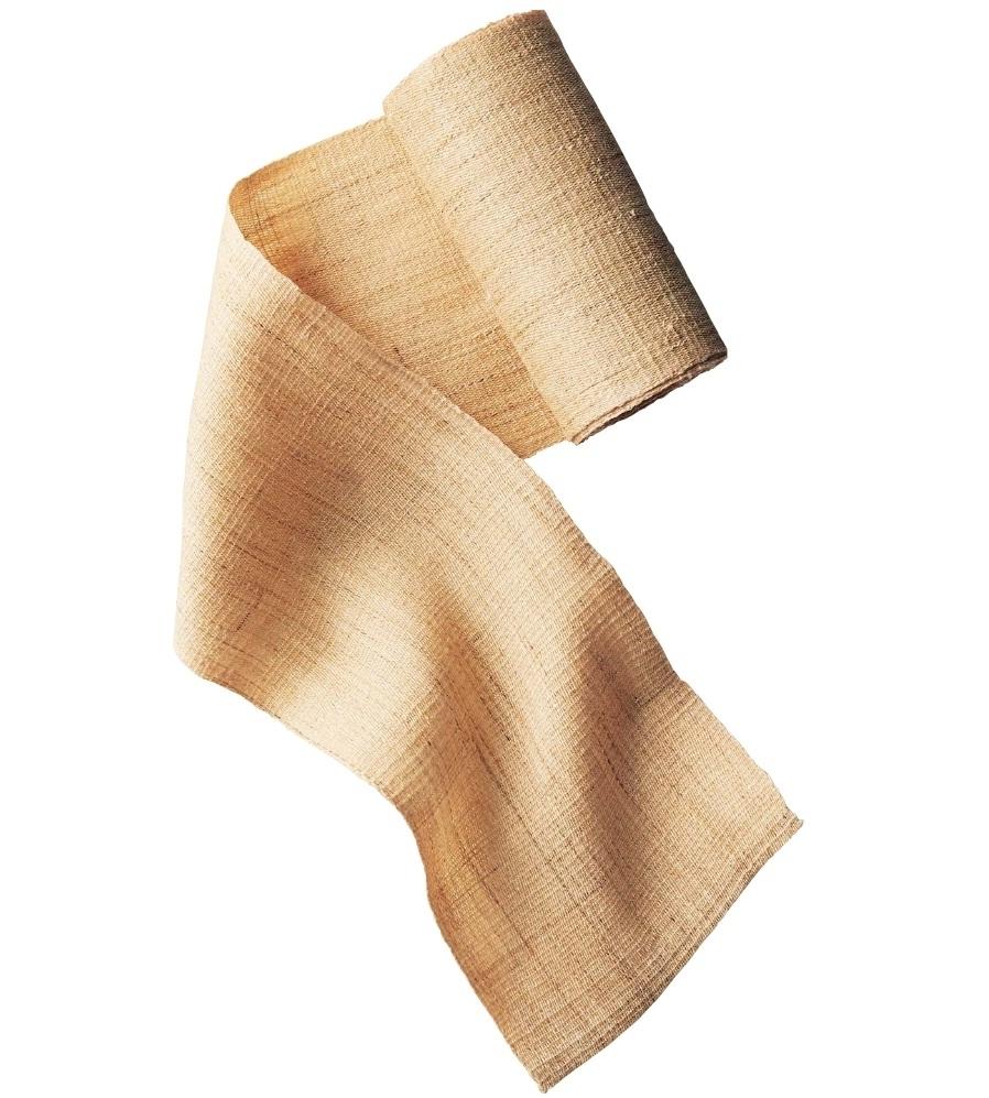 からむし織帯