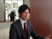 BOARD Software株式会社 代表取締役社長 木村 真吾氏(虎ノ門本社 社長室にて)