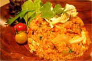 コロンビアの代表料理「アロス・コン・ポーヨ」