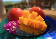 芳醇な香りと甘みたっぷりの宮古島産アップルマンゴー
