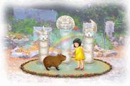 「カピバラ虹の広場」イメージ
