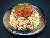 ツナ&トマトソース スパゲティ
