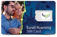 ユーレイルプリペイドSIMカード