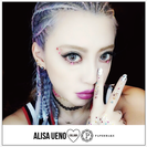 「ALISA UENO PAPERLASH」告知用 (1)
