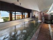大浴場「湯屋 海の回廊」(内湯エリア)