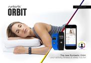 睡眠時間やサイクルから、睡眠効率を%で表示