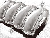 寿司ヅケマグロ