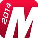 MapFan 2014 アイコン