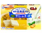 『雪印北海道100 クリームチーズ レアチーズケーキ』