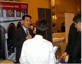 「QS World MBA ツアー」様子(2)