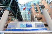 トロント小児病院の外見