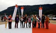2013年 現代源平屋島合戦絵巻(後の集合写真) 香川県/高松市/屋島