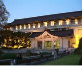 東京国立博物館 本館(夜間開館時)