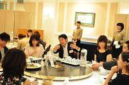 2014年9月5日(金)開催の『ラーメン婚活』札幌会場の様子