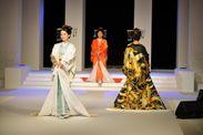 きものファッションショー(1)