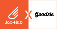 Job-Hub×Goodsie提携