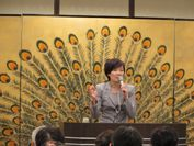 4月開催の東京講演 1