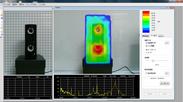 音源可視化システム 測定データ