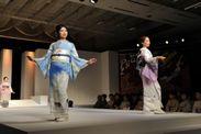 きものファッションショー(2)