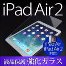 iPadAir2対応の強化ガラス