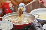 牛肉鍋つけ麺~雲南風~