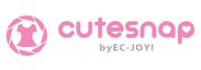 cutesnap ロゴ