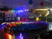 2013年度の三幸フェスティバル(フィナーレ)