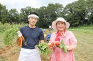 日本食料理長 本多勝彦氏と代表 由井