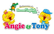 Angie&Tony ロゴ