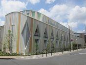 東京未来大学こどもみらい園 外観