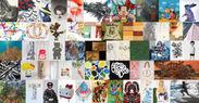 「企業コラボアート東京2014合同展」メインビジュアル