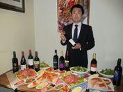 ワインアドバイザー 島田 賢悟氏