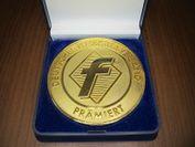 2007年IFFAコンテスト 金メダル受賞