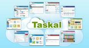 Taskal 全体構成図(イメージ)