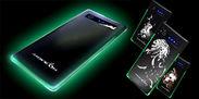 光るモバイルバッテリー