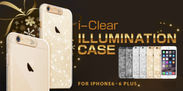 SG iPhone6/iPhone6 Plus イルミネーションケース i-Clear