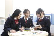 最先端のツールを活用した指導で、生徒の意欲を引き出します。