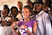 ザンビア共和国 生徒