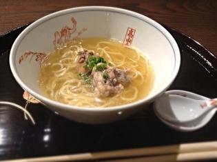 5,000円 割烹ラーメン
