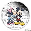 2ドルカラー銀貨デザイン面
