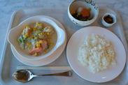 四季菜の和風シチューと田舎煮