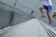 階段垂直マラソン