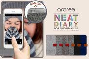 araree iPhone 6/iPhone6 Plus NEAT Diary