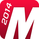 「MapFan 2014」ストアアイコン