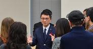 「東京会場セミナー」での様子(2014年11月22日)