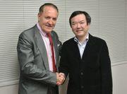 クロード・ショーシャ博士と和田秀樹教授