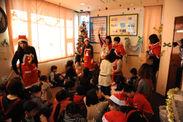 大明丘クリスマス会1