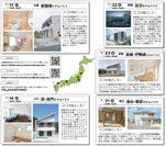 公開するモデルハウス