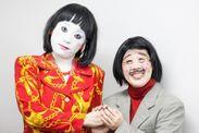 未亡人朱美ちゃんシリーズの朱美ちゃん3号と細貝さん