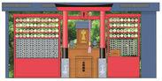 「たわわちゃん神社」イメージ